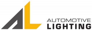 Automotive lighting logo